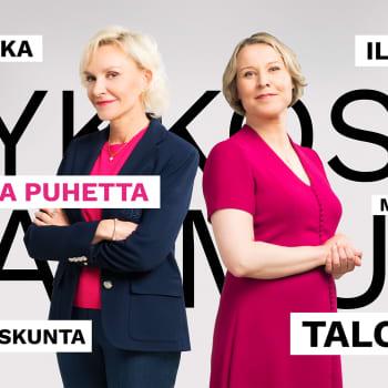 Lihavuus yleistyy Suomessa