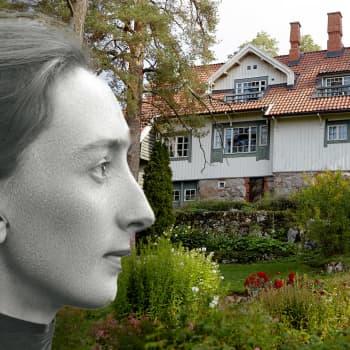 Säveltäjäsuuruuden vaimo Aino Sibelius oli arvoituksellinen persoona