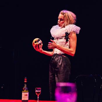 Lina Ekblad om Shakespeare - och så mycket mer