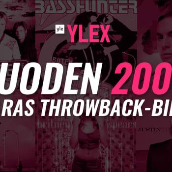 Vuoden 2006 parhaan Throwback-biisin äänestyksen TOP 20 -tulokset selviävät!