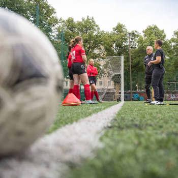 """""""Alla barn och unga har rätt att idrotta tryggt"""" del 2 av 2"""
