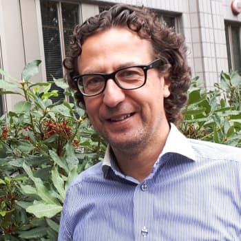 Mitä Italia haluaa, tietokirjailija Anton Monti?