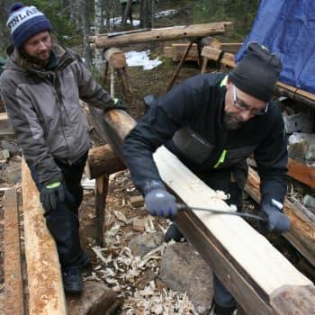 Suomen ainoa omavaraisuuteen kouluttava opisto toimii Valtimolla - perustajapariskuntaa ajaa into jakaa oppimaansa