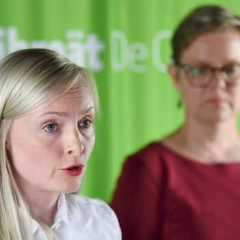 Milloin Suomi linjaa Al-Holin leirin naisten ja lasten tilanteesta, sisäministeri Maria Ohisalo?