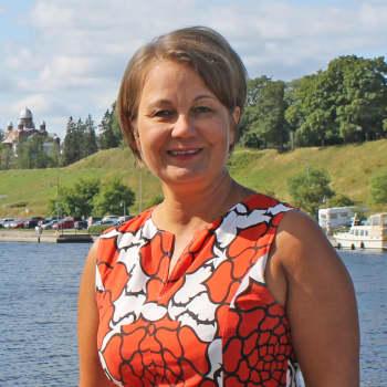 Uusi Linnoituksen isäntä Anu Talka tuntee Lappeenrannan historian