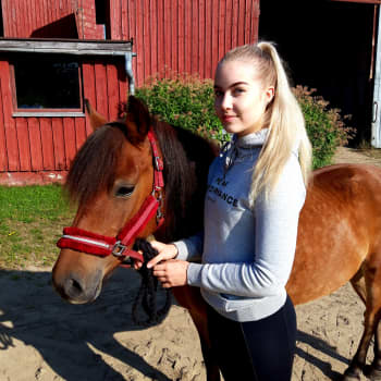 Poniraviurheilu on vienyt 16- vuotiaan Nean sydämen