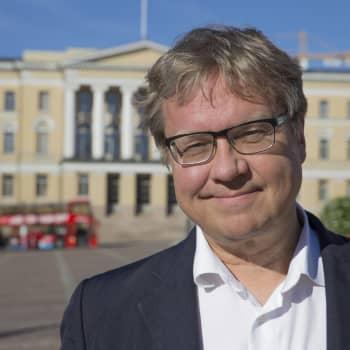"""Pekka Sauri: """"Ymmärrän saamaani kritiikkiä Twitterissä"""""""