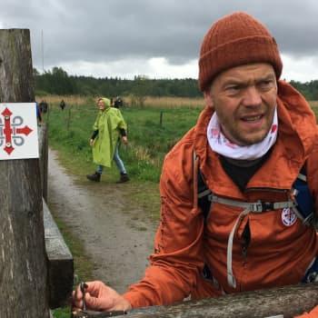 Del 1: Med våta fötter från Åbo domkyrka till Pargas