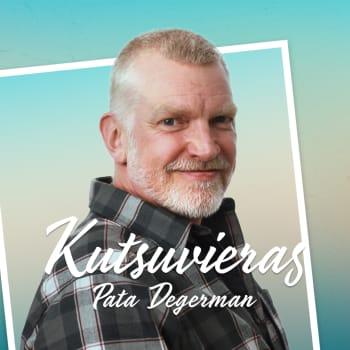 Pata Degerman - löytöretkiä ääriolosuhteissa