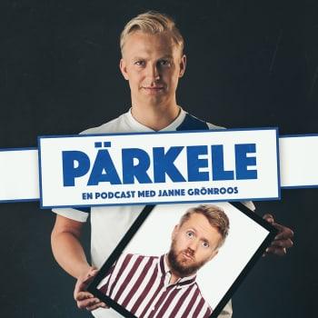 Janne Grönroos och Isak Jansson träffades för första gången i Tenala