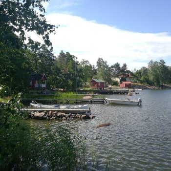 Kuorsalo - Itäisen Suomenlahden saaristokylä