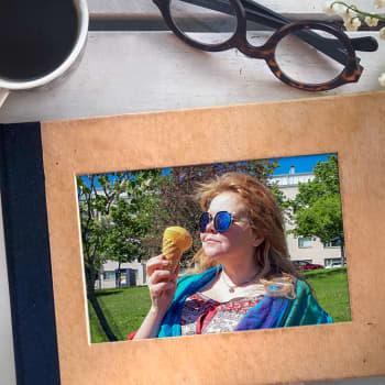 Katja Kettu: Kesässä on joka hetki kaikkea