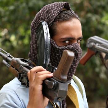 Onko julkisia teloituksia harrastaneesta Taliban-järjestöstä tulossa sopuisa?