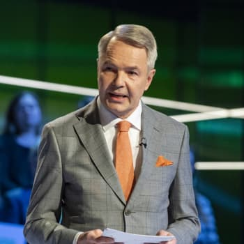Ulkoministeri Pekka Haavisto: Suomen talouden suurimmat uhat kova brexit ja kansainvälisen kaupan pelisääntöjen horjuttaminen