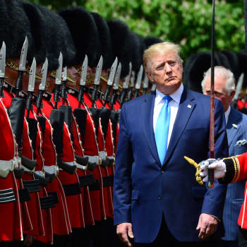 Trumpin kovien brexit-lausuntojen takana on vahva kauppapoliittinen kaiku