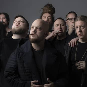 """Pyhimys & Saimaa: """"Oma verse tulee jättää musiikin historiaan"""""""