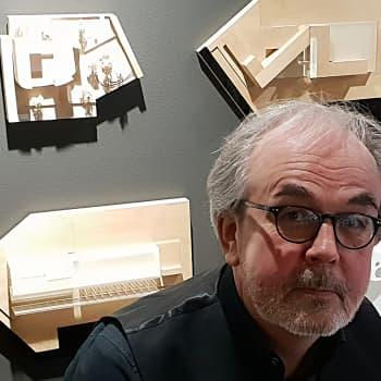 Kuusi kuvaa arkkitehti ja professori Rainer Mahlamäen elämästä