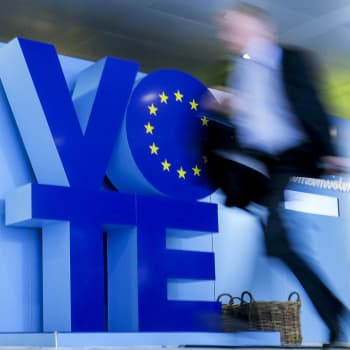 Euroopan parlamentti astuu uuteen aikaan
