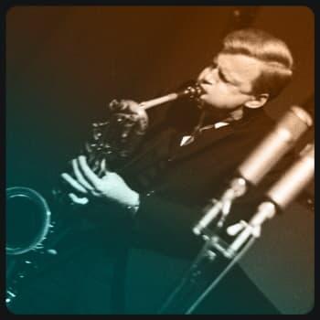 Dave Brubeck Quartet (1966) ja Gerry Mulligan Quartet (1962) Kulttuuritalolla