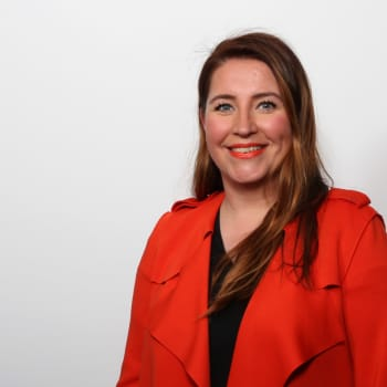 Jenni Pääskysaari haluaa saada nuoret innostumaan maailman tutkimisesta