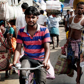 Mikä huolestuttaa Intian nuoria?