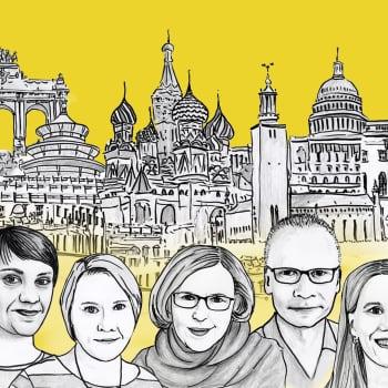 Riikka Uosukainen, miksi koko Ruotsi kuuntelee Greta Thunbergia?