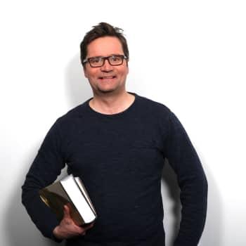 Matti Huutonen: Luen minkä Ryhmä Haulta ehdin