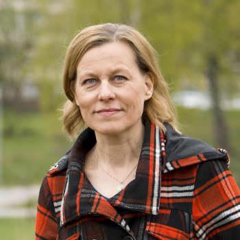 Anja Erämaja kertoo kirjastaan Imuri