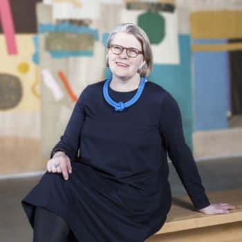 Maija Tanninen-Mattila: Ajan puute harmittaa tällaista kulttuuriaddiktia