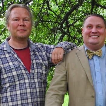 Juha ja Mikko Vappuretkellä - koska kesä alkaa?