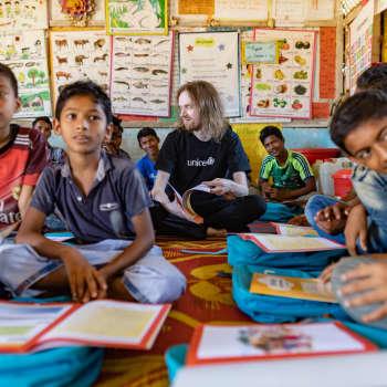 """Cox's Bazarin pakolaisleirillä asuu liki miljoona rohingyaa - Anssi Kela:""""Mitä, jos alueella syttyy tulipalo?"""""""