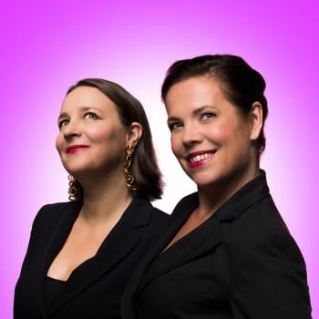 Sophia ja Pelle Heikkilä: Invisible Heroes -sarjan sanomasta voisi ottaa oppia myös tähän päivään