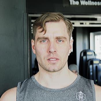 Ei ole helppoa taistella liikeratoja ja mieltä vastaan - Mikko Virtanen tähtää tapaturmasta huolimatta Men´s Physique kisoihin