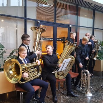 Rankan harjoittelun kruunaa onnistunut esiintyminen - Lappeenrannan musiikkiopisto tarjosi 60-vuotisjuhlakonsertin loppuunmyyydylle salille