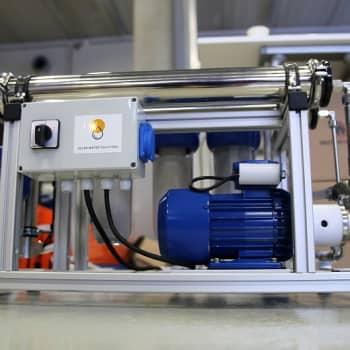 Espoolaisfirma tekee merivedestä juomakelpoista aurinkoenergian avulla