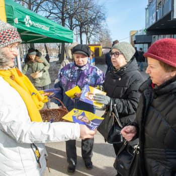 Mistä hallitus Viroon? Asiantuntijat: Vastakkainasettelu liberaalien ja kansalliskonservatiivien välillä