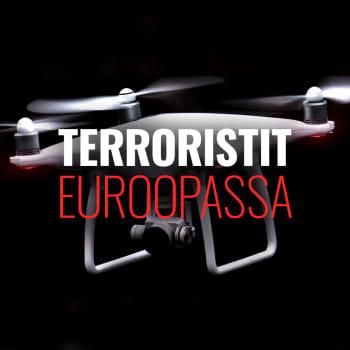 Drooneja Isisille Kööpenhaminasta