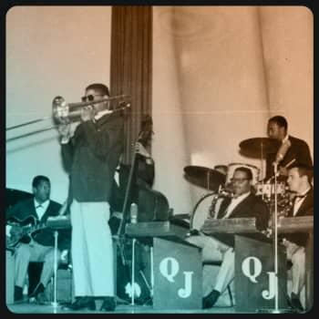 Quincy Jones Orchestra Kulttuuritalolla 29.8.1960