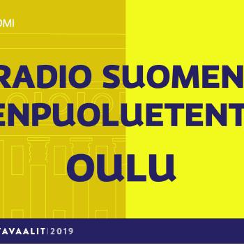 Eduskuntavaalit 2019: Pienpuoluetentti, Oulun vaalipiiri