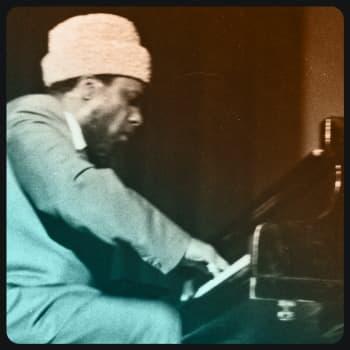Thelonious Monk Quartet Kulttuuritalolla 17.2.1964