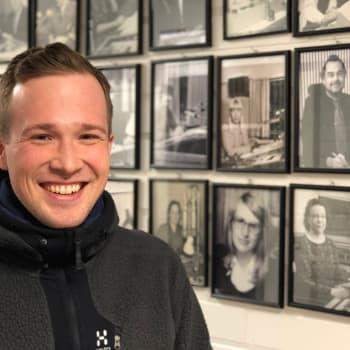 Aamu-tv:n Antti Sahlström: Tylsää ei tule koskaan