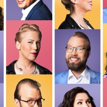 Kari Enqvist, Henrika Franck ja Sami Kuusela virtuaalisesta olemisesta, oman elämän suunnittelusta ja logoista
