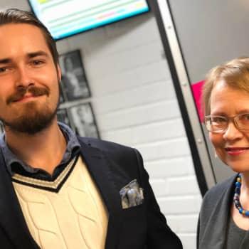 Jaana Sormunen ja Kalevala palaa!