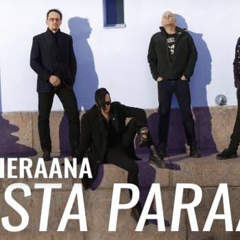 Musta Paraati vieraana: Jyrki69 hankki kansainvälisen levydiilin puolessa minuutissa