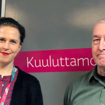 Radio Suomen vastaava tuottaja Aino Töllinen