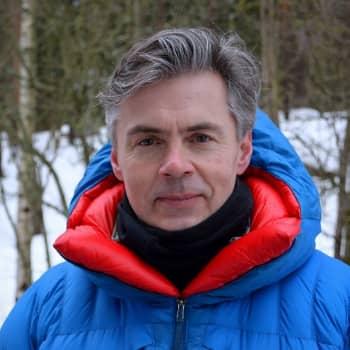 Jukka Viljanen aikoo juosta Grönlannin jäätikön halki ensimmäisenä maailmassa