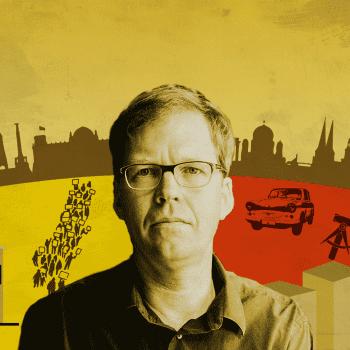 Länsi-Berliini: länsimaailman villi itä