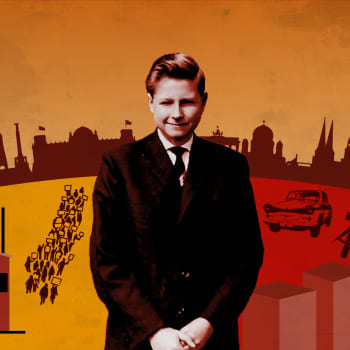 Itä-Berliini: oma elämä muiden määräysvallassa