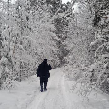 Mister Lordi on lumen ja pakkasen ystävä