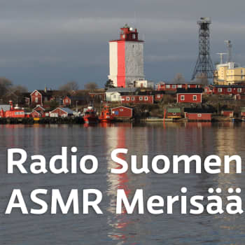 ASMR Merisää